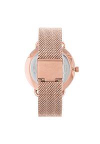 Różowy zegarek Michael Kors klasyczny
