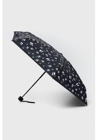 Karl Lagerfeld - Parasol. Kolor: czarny