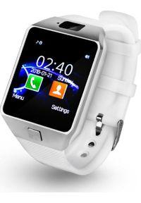 Biały zegarek Roneberg smartwatch