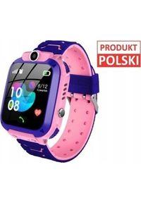 GoGPS Zegarek Smartwatch dla dzieci GPS - GoGPS K16S. Rodzaj zegarka: smartwatch