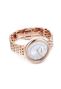 Swarovski - Zegarek 5544590. Kolor: złoty. Materiał: materiał