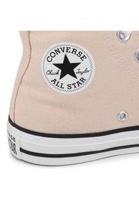 Beżowe trampki Converse #6