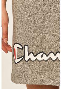 Szara sukienka Champion casualowa, bez rękawów