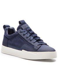 Niebieskie sneakersy G-Star RAW