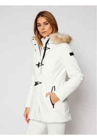 Biała kurtka zimowa CMP