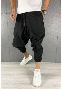 Czarne spodnie IVET na co dzień, casualowe