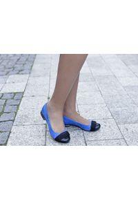 Baleriny Zapato bez zapięcia, eleganckie