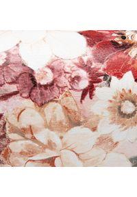 Creole - Torebka CREOLE - K10807 Kolorowe Kwiaty. Wzór: kolorowy, kwiaty. Materiał: skórzane