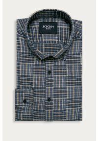 Niebieska koszula JOOP! button down, casualowa
