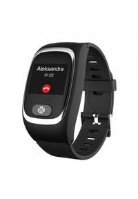 MYPHONE - Smartwatch myPhone myBand 4Family czarny. Rodzaj zegarka: smartwatch. Kolor: czarny