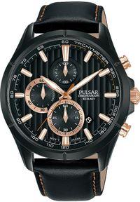 Zegarek Pulsar Zegarek Pulsar męski chronograf PM3165X1 uniwersalny