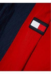 TOMMY HILFIGER - Tommy Hilfiger Kurtka przejściowa Bold KS0KS00186 M Granatowy Regular Fit. Kolor: niebieski