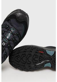 salomon - Salomon - Buty Move GTX. Nosek buta: okrągły. Kolor: czarny
