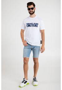 T-SHIRT Versace Jeans Couture. Styl: elegancki #4