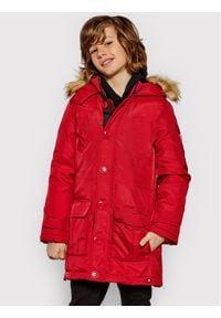 Guess Kurtka zimowa GUESS L0BL22 WDH90 Czerwony. Kolor: czerwony. Sezon: zima