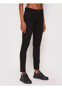 Calvin Klein Jeans Jeansy Slim Fit J20J207778 Czarny Skinny Fit. Kolor: czarny