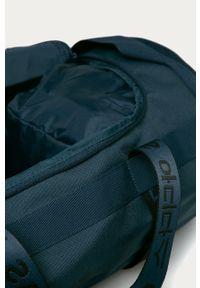 Niebieska torba podróżna adidas Performance