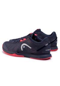 Niebieskie buty do tenisa Head #7