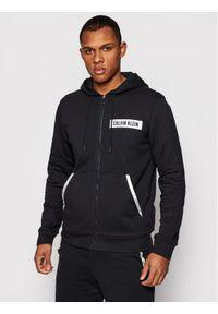 Calvin Klein Performance Bluza 00GMS1J422 Czarny Regular Fit. Kolor: czarny