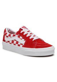 Vans Tenisówki Sk8-Low VN0A4UUK4W91 Czerwony. Kolor: czerwony. Model: Vans SK8