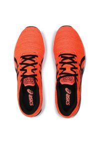 Pomarańczowe buty do biegania Asics