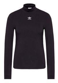 Adidas - adidas Golf adicolor Essentials Tee GN4791 Czarny Slim Fit. Typ kołnierza: golf. Kolor: czarny #5