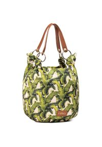 Zielona torebka klasyczna Nobo