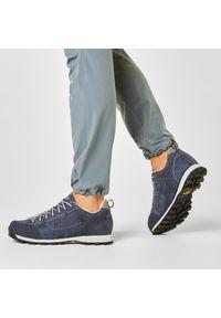 Niebieskie buty trekkingowe MEINDL trekkingowe, z cholewką