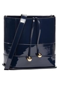 Niebieska torebka Weekend Max Mara