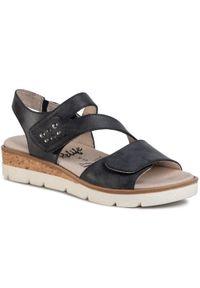 Niebieskie sandały Relife
