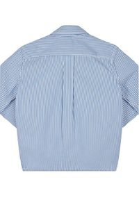 Polo Ralph Lauren Koszula Fsr 321600259 Niebieski Regular Fit. Typ kołnierza: polo. Kolor: niebieski