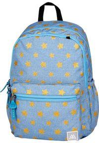 Niebieski plecak MYBAQ