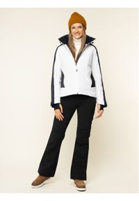 salomon - Salomon Kurtka narciarska Brilliant LC1210100 Biały Regular Fit. Kolor: biały. Sport: narciarstwo