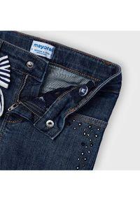 Niebieskie jeansy Mayoral
