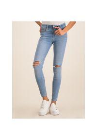 Niebieskie jeansy slim Levi's®
