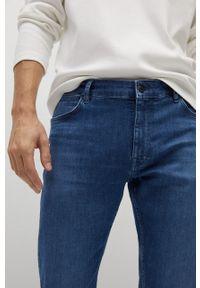 Morskie jeansy Mango Man