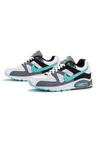 Nike - NIKE AIR MAX COMMAND > 629993-110. Materiał: skóra. Szerokość cholewki: normalna. Model: Nike Air Max. Sport: fitness