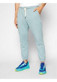 Imperial Spodnie dresowe PD2HBLA Zielony Regular Fit. Kolor: zielony. Materiał: dresówka
