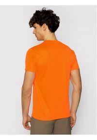 CMP Koszulka techniczna 39T7117P Pomarańczowy Regular Fit. Kolor: pomarańczowy