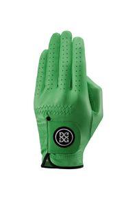 Zielone rękawiczki G/Fore na lato