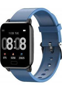 Smartwatch Bakeeley L8 Niebieski (3114-uniw). Rodzaj zegarka: smartwatch. Kolor: niebieski