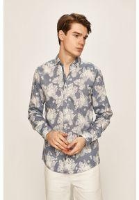 Koszula JOOP! długa, casualowa, na co dzień