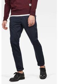 Niebieskie spodnie G-Star RAW