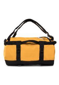 Żółta torba sportowa The North Face