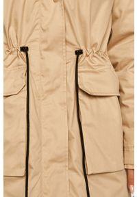 Kurtka Calvin Klein Jeans raglanowy rękaw, casualowa, na co dzień