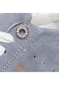 Niebieskie buty sportowe Togoshi