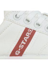 Białe trampki G-Star RAW