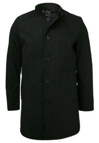 Czarna kurtka Gustaff na zimę, elegancka