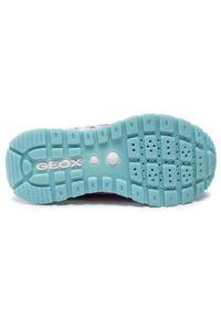 Geox Sneakersy J Pavel G. A J048CA 01454 C8257 S Różowy. Kolor: różowy