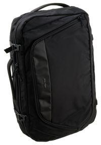 DAVID JONES - Plecak z miejscem na laptopa czarny David Jones PC-029 BLACK. Kolor: czarny. Materiał: materiał